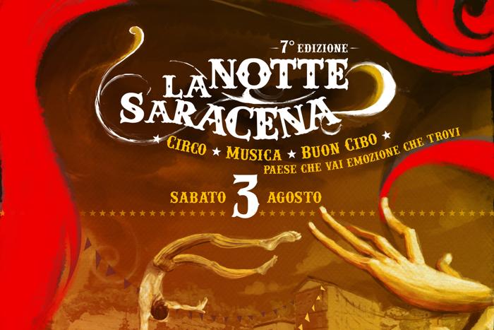 La Notte Saracena - Mercato Saraceno