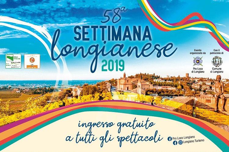 Settimana Longianese 2019 a Longiano