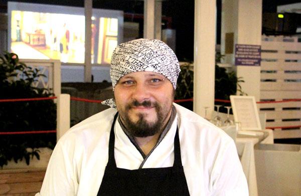 La Mar Riccione Chef Lorenzo Scagliusi