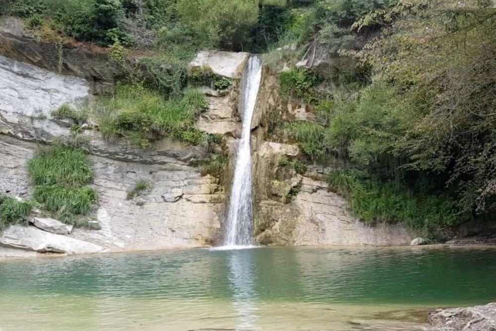 Cascata dell'Acquacheta | Parco delle Foreste Casentinesi, Monte Falterona e Campigna