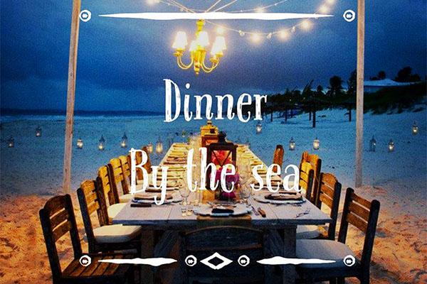 Dinner by the sea-Ristorante Piccolissimo