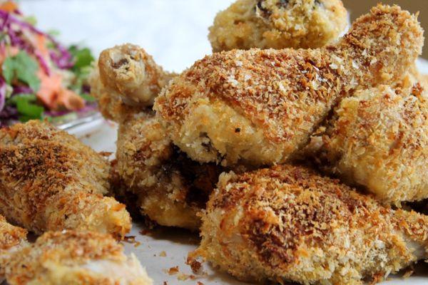 Pollo fritto alla Maryland