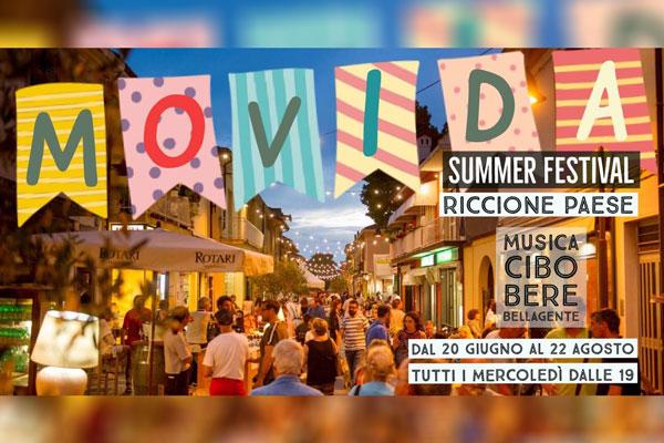 Movida Summer Festival Riccione