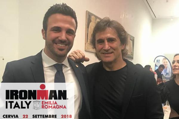 IRONMAN Italy Emilia-Romagna - Alex Zanardi