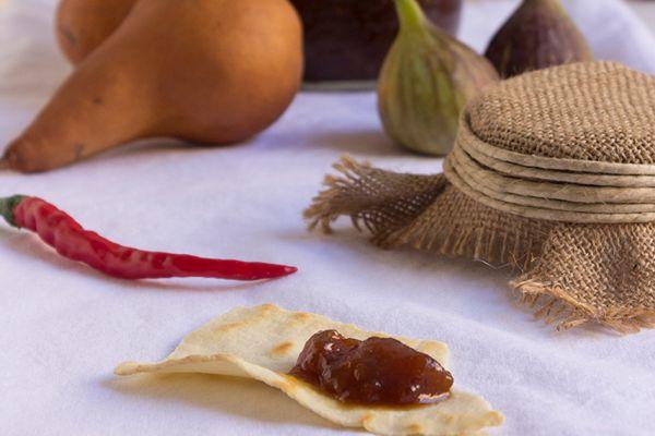 Marmellata pere e peperoncino - Claudia Casadio