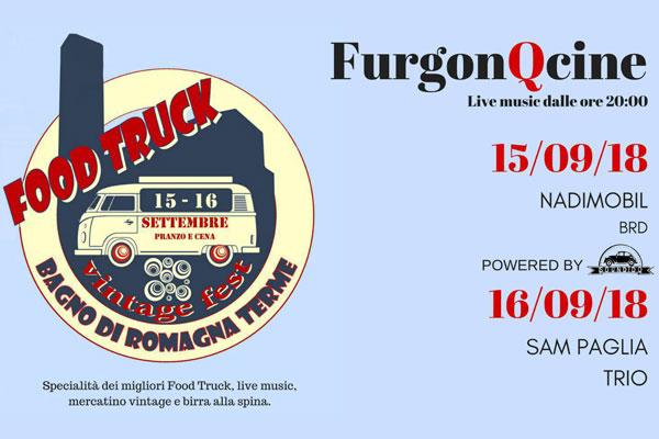 FurgonQcine - Street Food a Bagno di Romagna