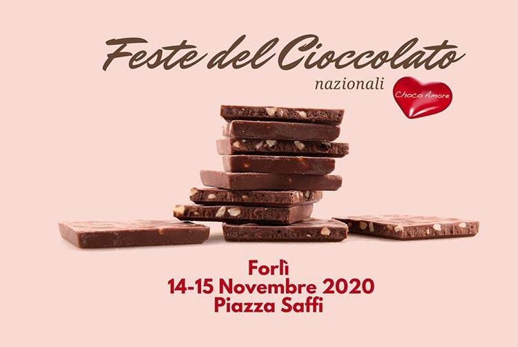 Festa del Cioccolato 2020 a Forlì