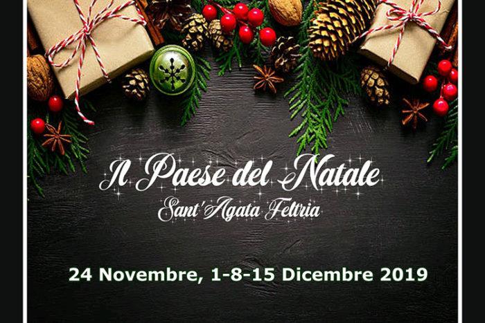 Il Paese del Natale a Sant'Agata Feltria