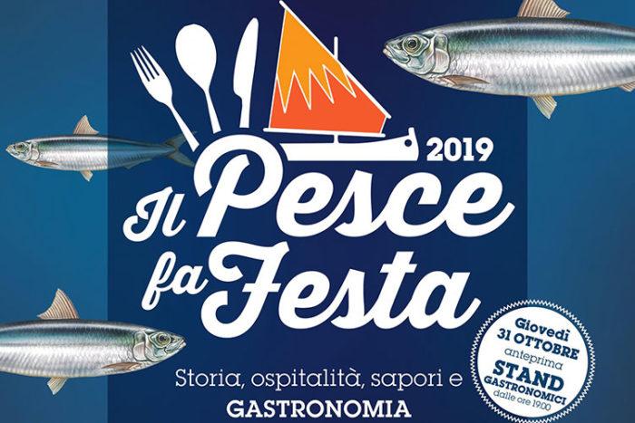 Il Pesce fa festa 2019 a Cesenatico
