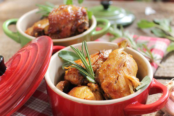 Pollo alla Cacciatora - Assoviacione Italiana Food Blogger