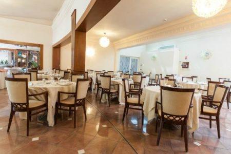 Ristorante Il Glicine c/o Hotel Aurelia MIlano Marittima