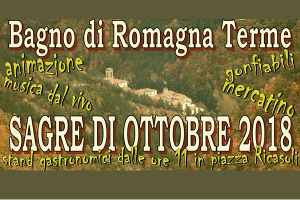 Sagre di Ottobre a Bagno di Romagna