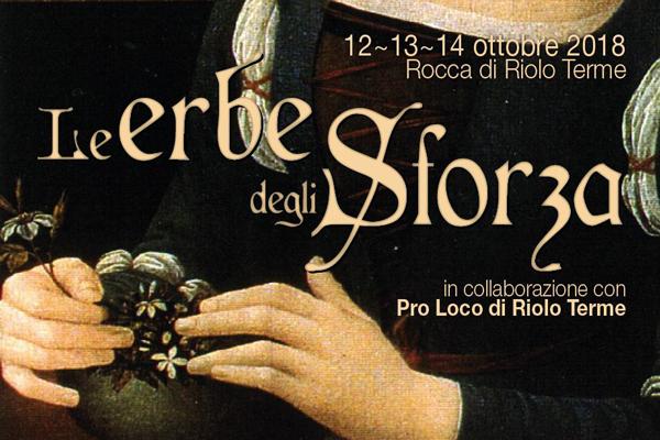 Le Erbe degli Sforza | Riolo Terme
