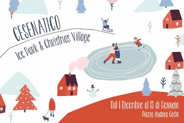 Cesenatico & Ice Christmas Village