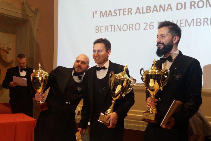 Master Alabana 2017 - Casadei e Loguercio