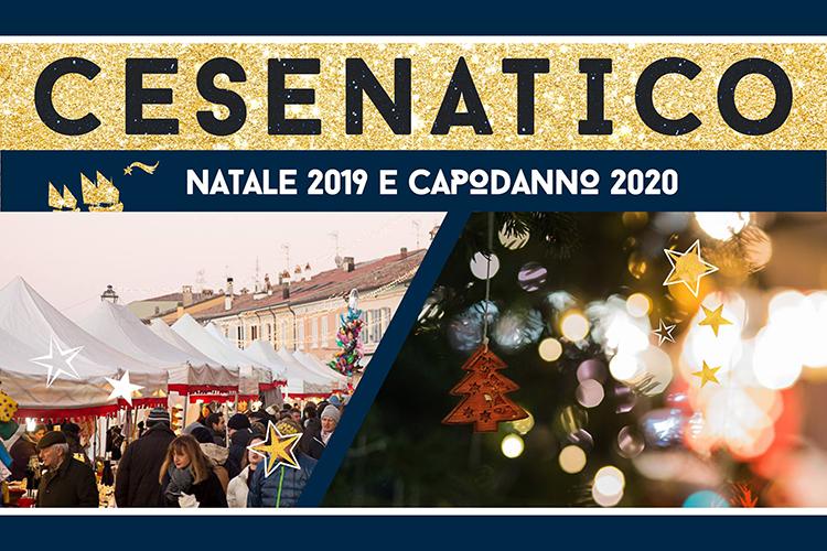 Natale e Capodanno a Cesenatico 2019