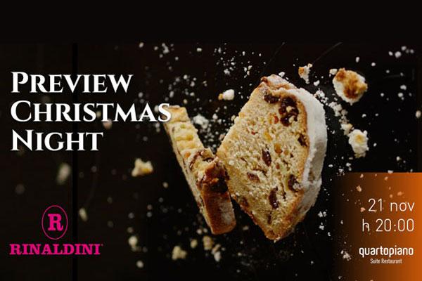 Preview Christmas Night - Quartopiano Suite Restaurant di Rimini