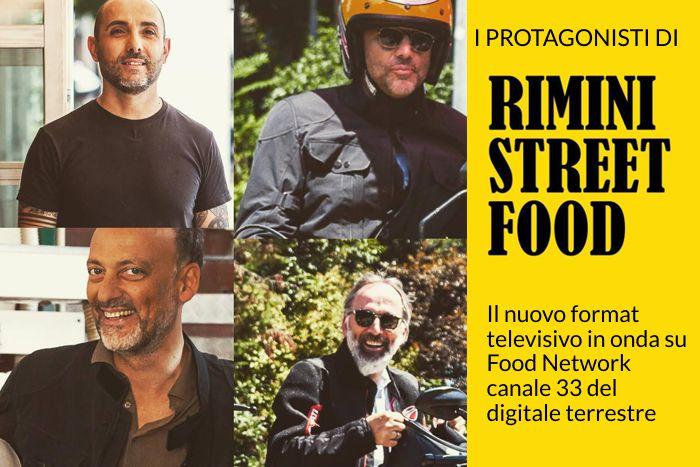 Rimini Street Food