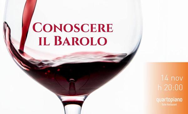 Conoscere il Barolo al Quartopiano Rimini