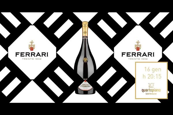 Cantine Ferrari le bollicine d'Italia - Quartopiano Rimini