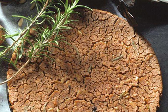 Dolce con farina di castagne