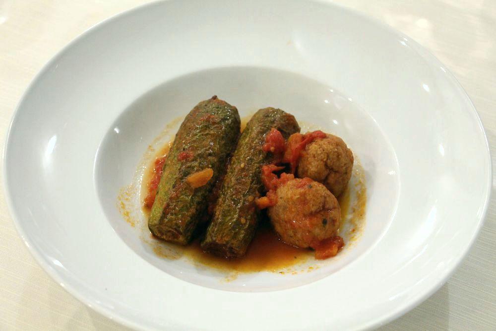 Zucchine ripiene - Ristorante Anna