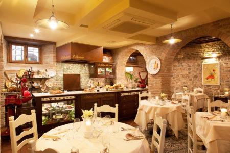 Ristorante Lazaroun di Santarcangelo di Romagna