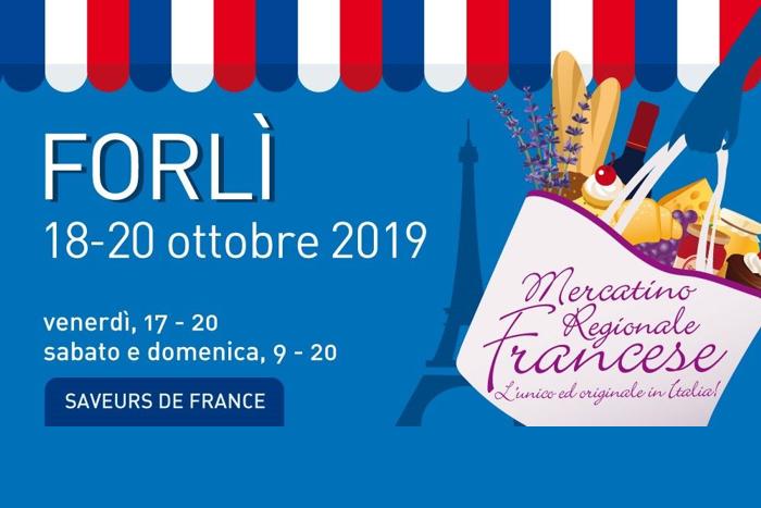 Mercatino Regionale Francese - Forlì