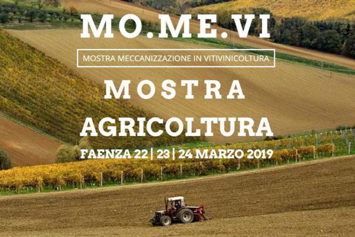 Mostra dell'Agricoltura MoMeVi a Faenza