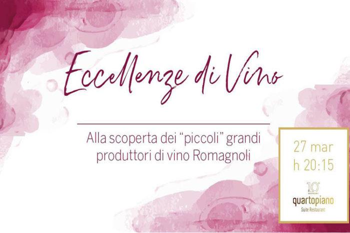 Eccellenze di Vino al Quartopiano di Rimini