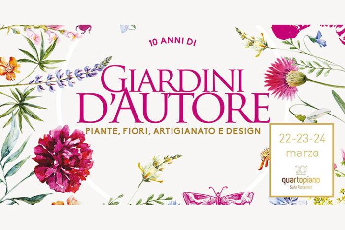 Giardini d'Autore - Quartopiano di Rimini