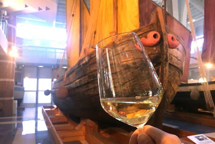 Museo della Marineria - The White Wine Experience