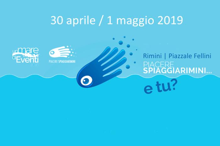 Piacere Spiaggia di Rimini 2019
