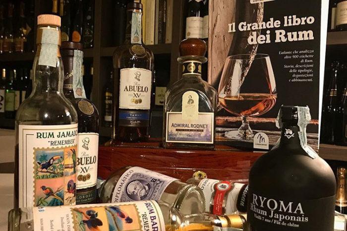 Rum Lovers Night - Al Porto