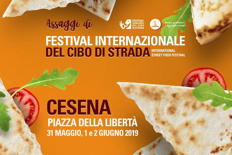 Assaggi di Festival Internazionale del Cibo di Strada 2019 - Cesena