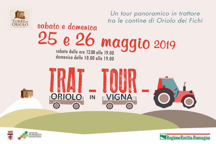 Trat-tour Oriolo in Vigna 2019