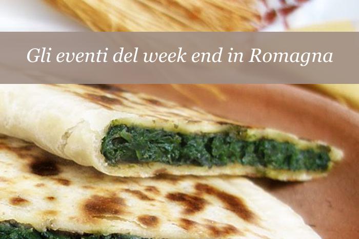 Gli eventi del week end in Romagna