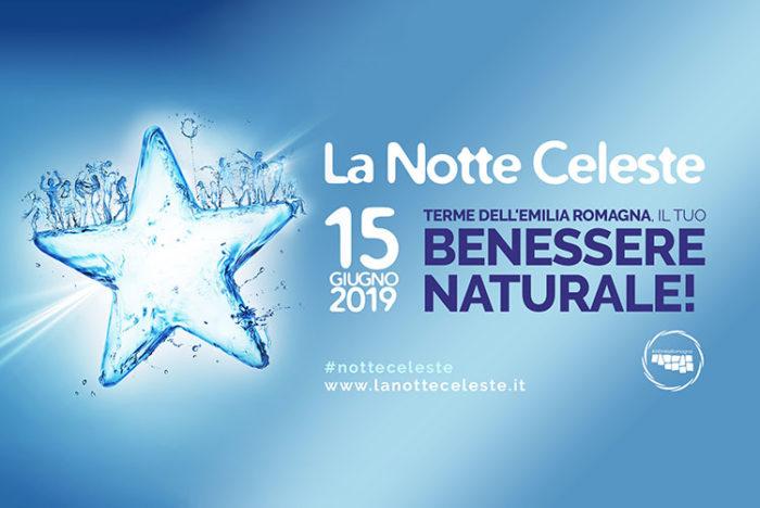 La Notte Celeste 2019 - Terme Emilia Romagna