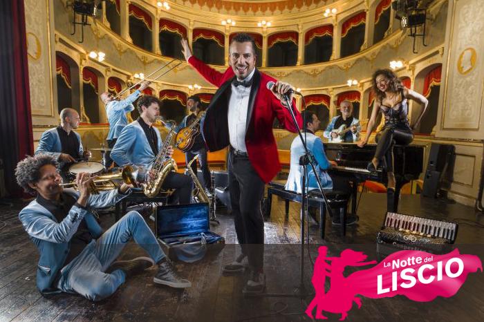 La Notte del Liscio - Orchestra Mirko Casadei