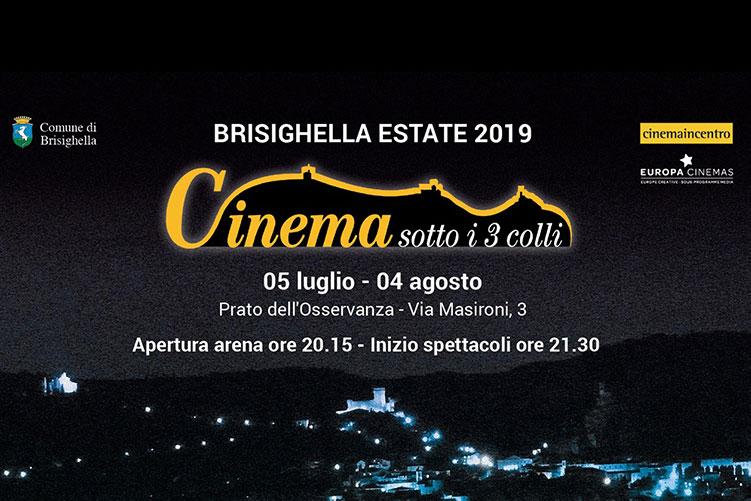 Cinema sotto i 3 colli a Brisighella