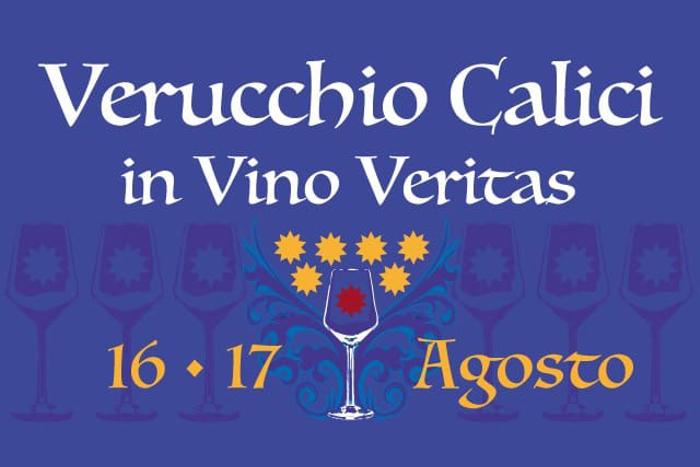 Verucchio Calici- In vino Veritas