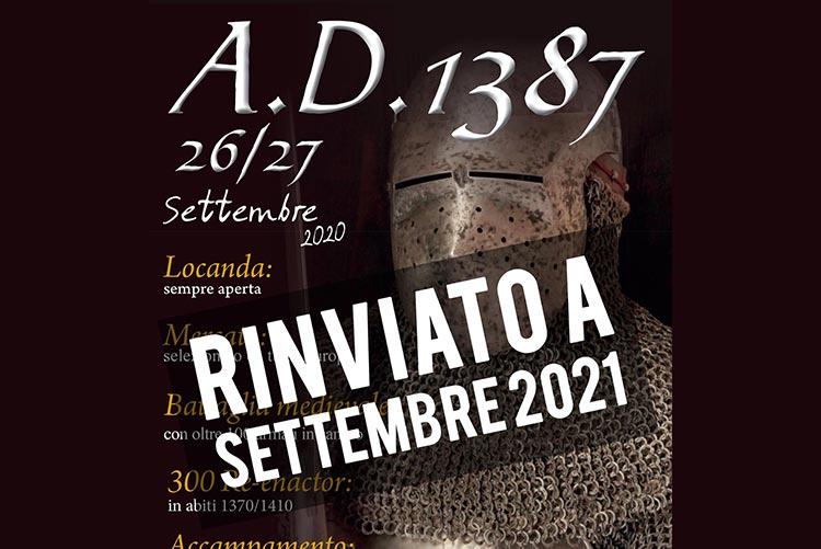 A.D. 1387 Battaglia Terra del Sole 2020