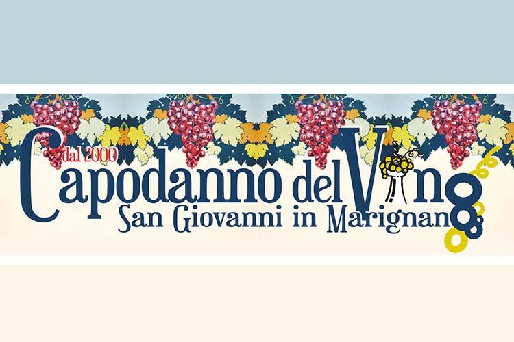 Capodanno del Vino 2021 a San Giovanni Marignano