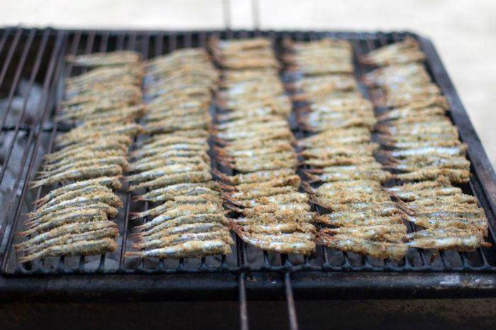 Rustida di pesce azzurro