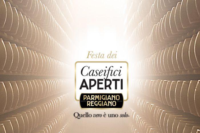 Festa dei Caseifici Aperti Parmigiano Reggiano