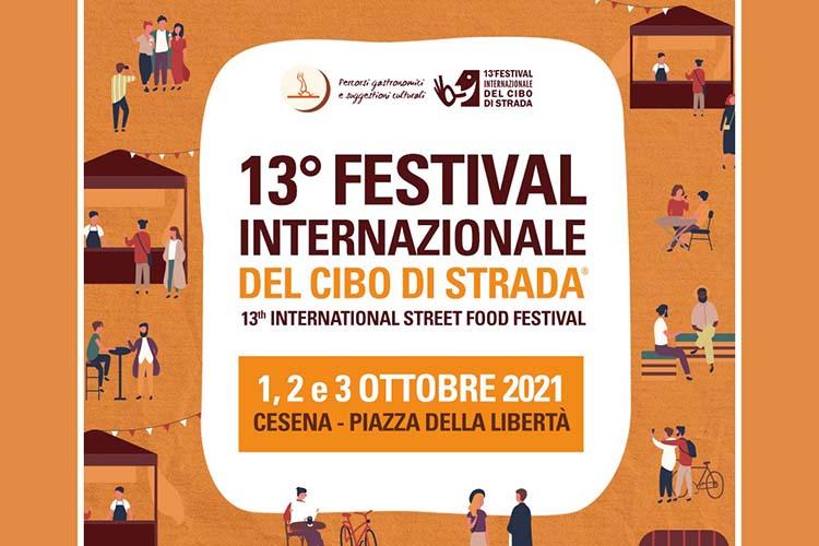 Festival Internazionale del Cibo di Strada a Cesena