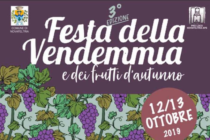 Festa della vendemmia a Novafeltria