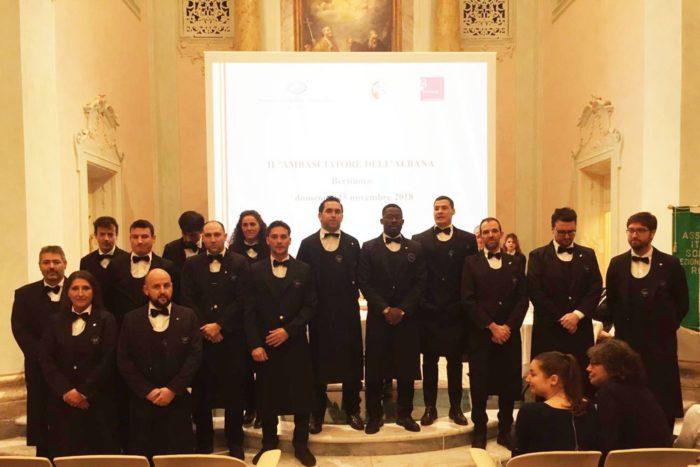 Finalisti Master dell'Albana 2019