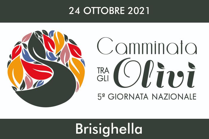 Giornata Nazionale della Camminata tra gli Olivi 2021 - Brisighella