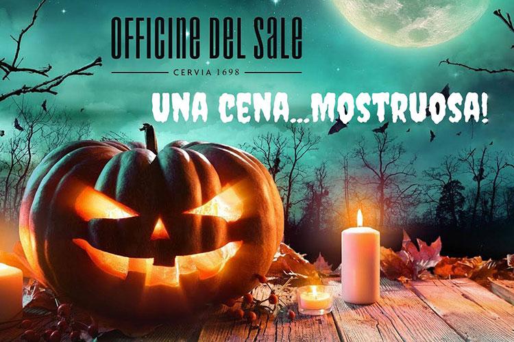 Halloween alle Officine del Sale